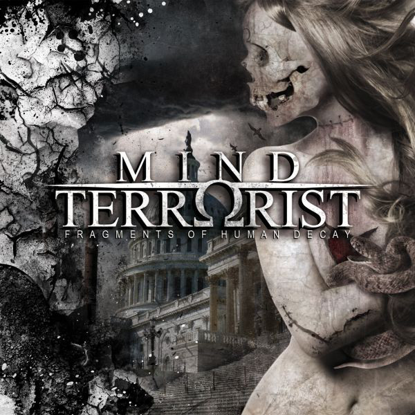 MIND TERRORIST - Fragments Of Human Decay cover