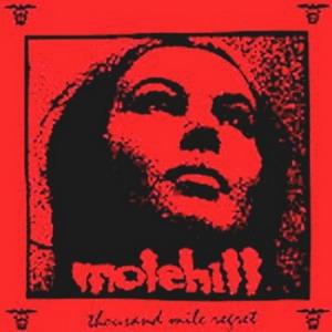MOLEHILL - Thousand Mile Regret cover