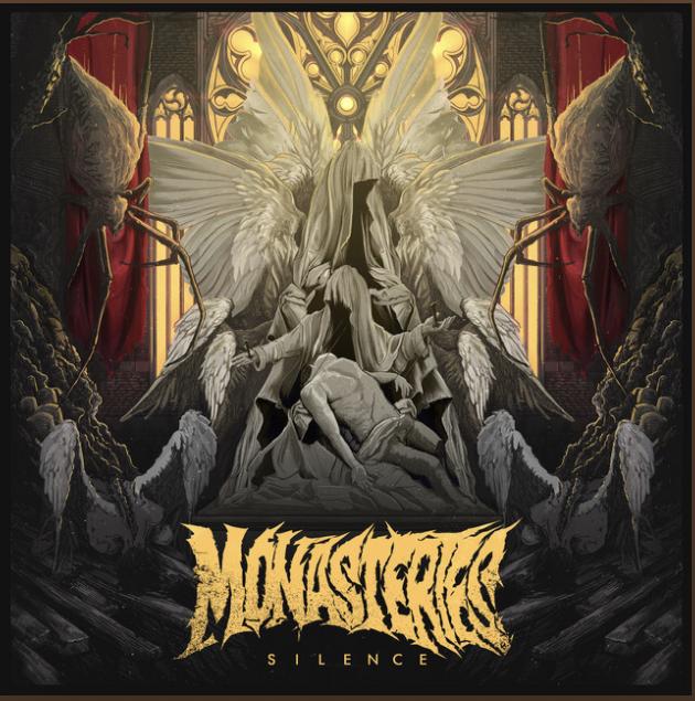 MONASTERIES - Silence cover