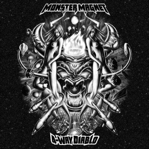 MONSTER MAGNET - 4-Way Diablo cover