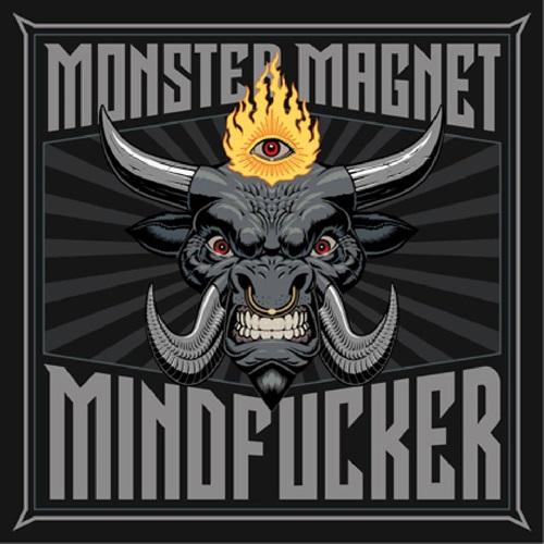 MONSTER MAGNET - Mindfucker cover