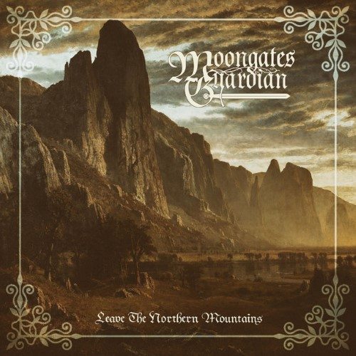 MOONGATES GUARDIAN - Leave the Northern Mountains cover