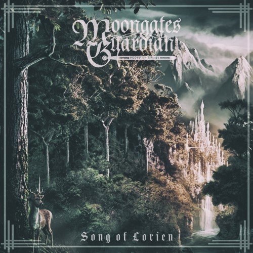 MOONGATES GUARDIAN - Song of Lorien cover
