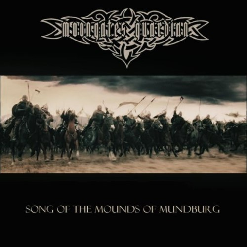 MOONGATES GUARDIAN - Song of the Mounds of Mundburg cover