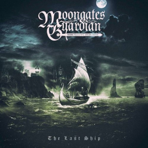 MOONGATES GUARDIAN - The Last Ship cover