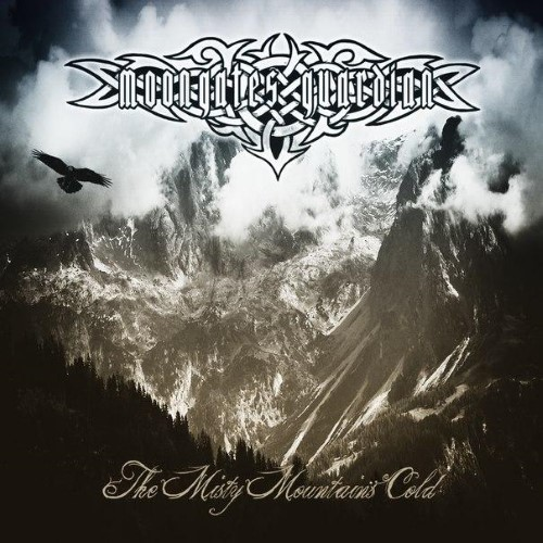 MOONGATES GUARDIAN - The Misty Mountains Cold cover