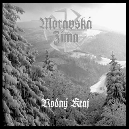 MORAVSKÁ ZIMA - Rodný Kraj cover