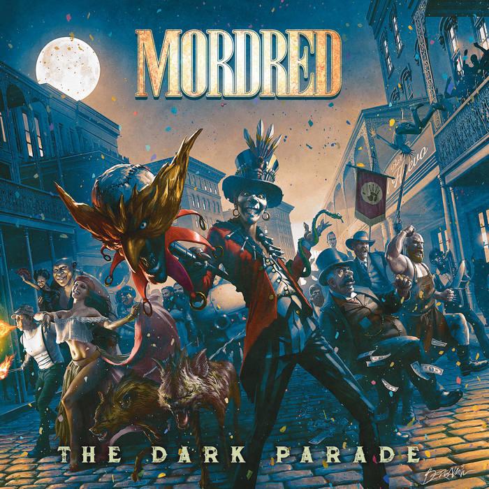 MORDRED - The Dark Parade cover