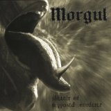 MORGUL - Sketch of Supposed Murderer cover