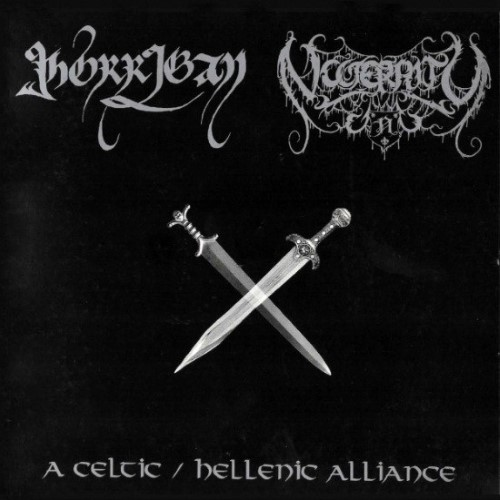 MORRIGAN - A Celtic / Hellenic Alliance cover