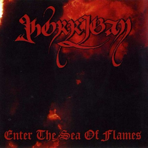 MORRIGAN - Enter the Sea of Flames cover