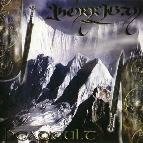 MORRIGAN - Headcult cover
