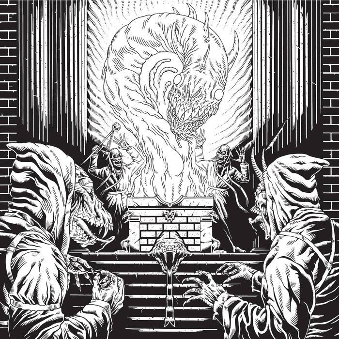 MORTALS - Mortals / Repellers cover