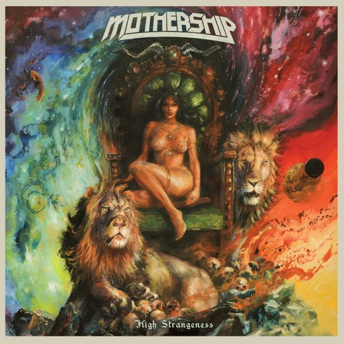 MOTHERSHIP - High Strangeness cover