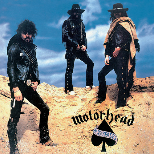 MOTÖRHEAD - Ace of Spades cover