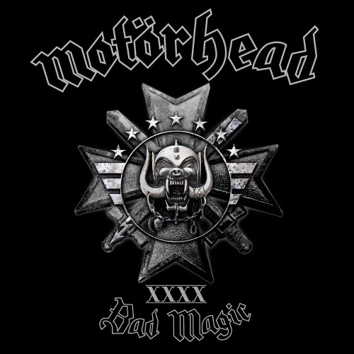 MOTÖRHEAD - Bad Magic cover