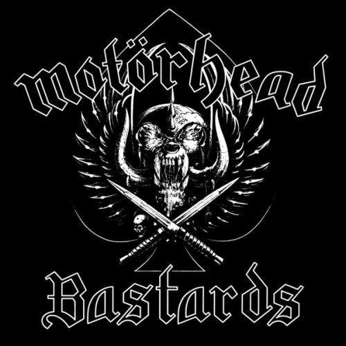 MOTÖRHEAD - Bastards cover