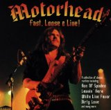 MOTÖRHEAD - Fast, Loose & Live! cover