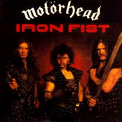 MOTÖRHEAD - Iron Fist EP cover