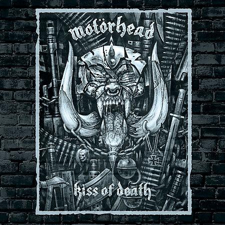 MOTÖRHEAD - Kiss of Death cover