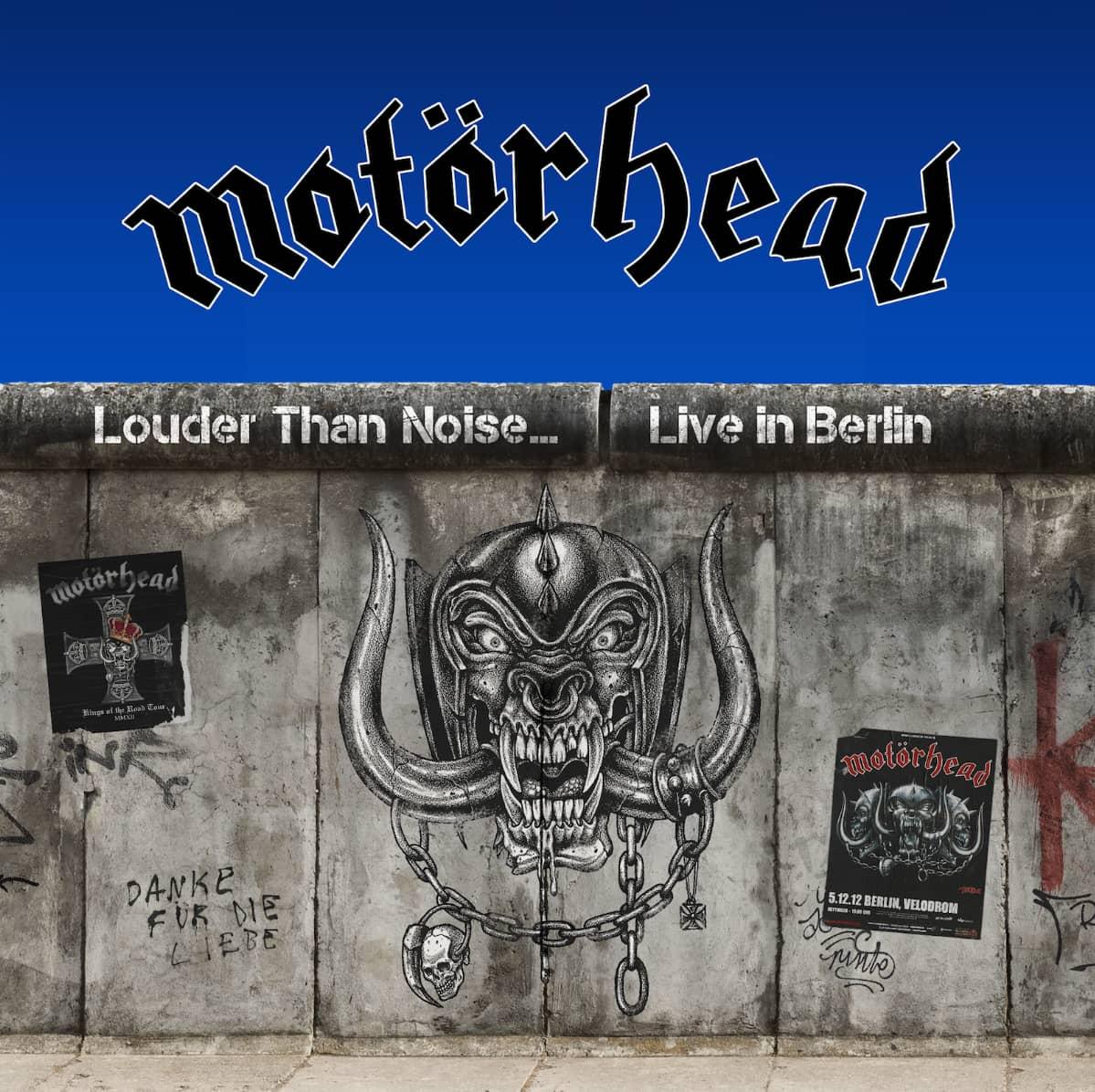 MOTÖRHEAD - Louder than Noise… Live in Berlin cover
