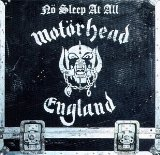 MOTÖRHEAD - No Sleep at All cover