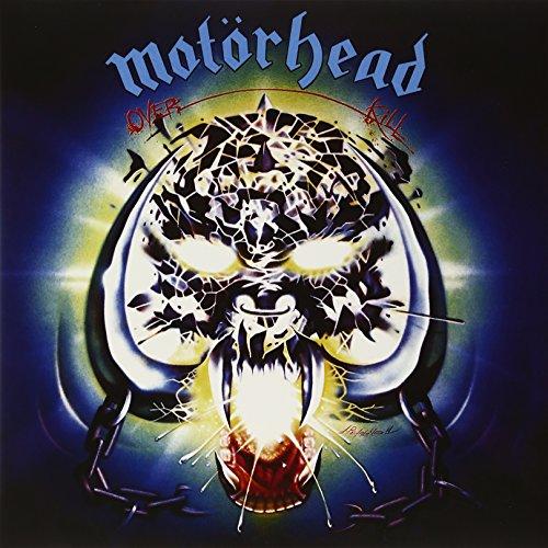 MOTÖRHEAD - Overkill cover