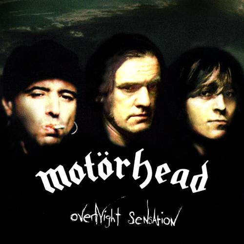 MOTÖRHEAD - Overnight Sensation cover