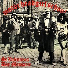 MOTÖRHEAD - St. Valentine's Day Massacre cover