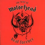 MOTÖRHEAD - The Best of Motörhead: Deaf Forever cover