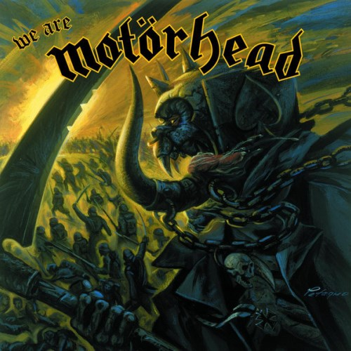 MOTÖRHEAD - We Are Motörhead cover