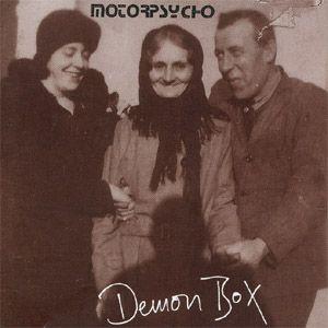 MOTORPSYCHO - Demon Box cover