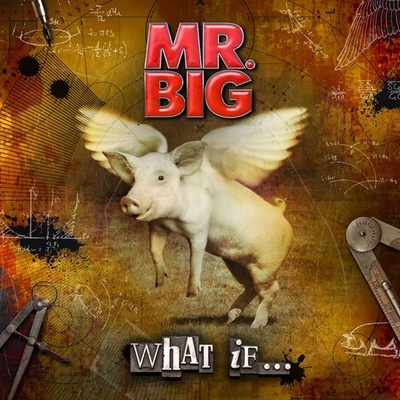 MR. BIG - What If... cover