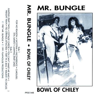 MR. BUNGLE - Bowel of Chiley cover