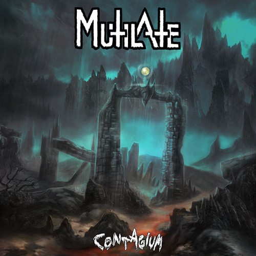 MUTILATE - Contagium cover