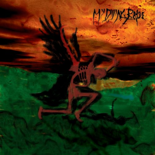 MY DYING BRIDE - The Dreadful Hours cover