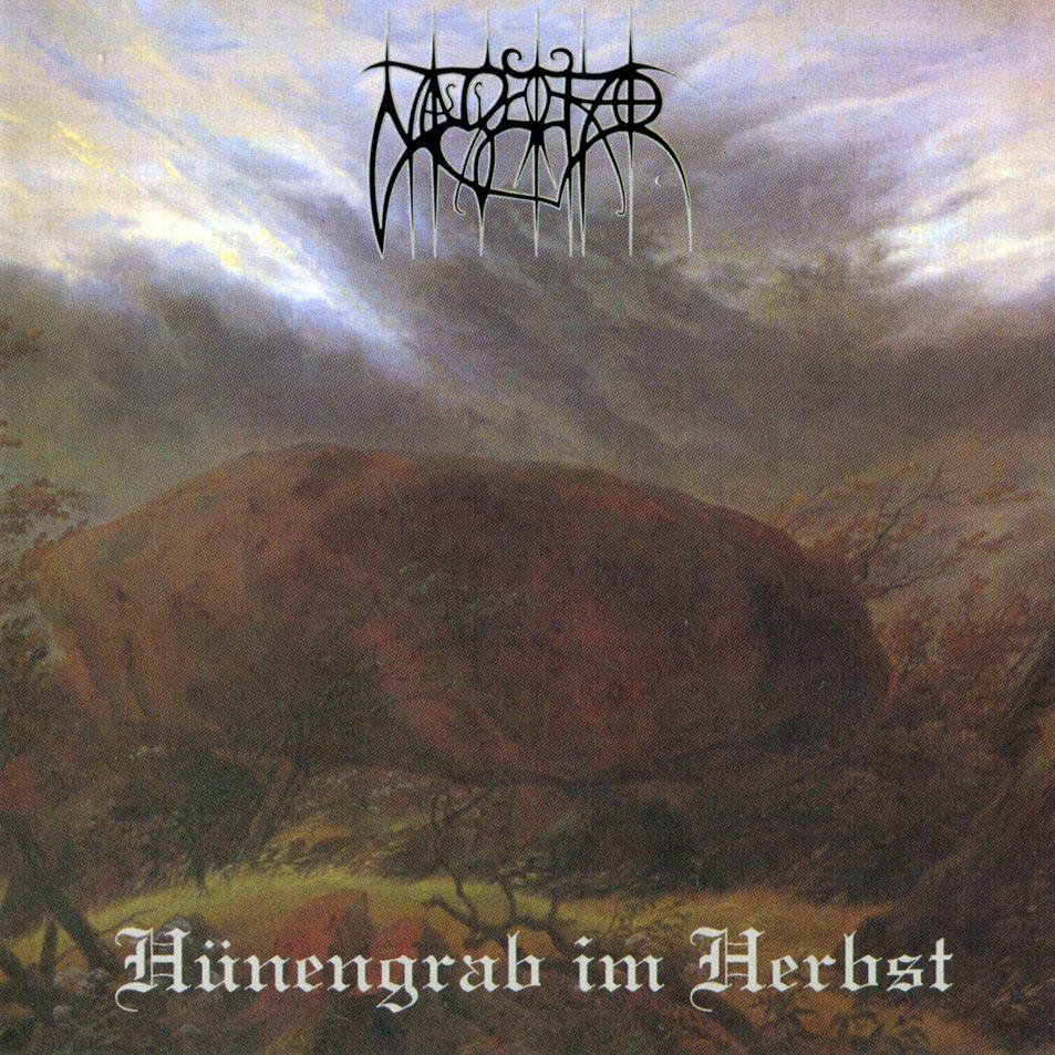 NAGELFAR - Hünengrab im Herbst cover