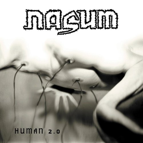 NASUM - Human 2.0 cover