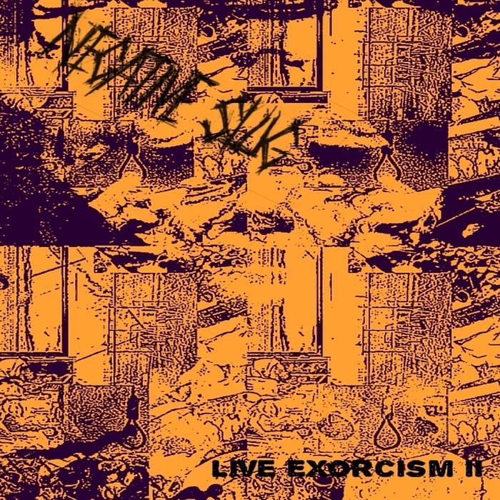 NEGATIVE SLUG - Live Exorcism II cover