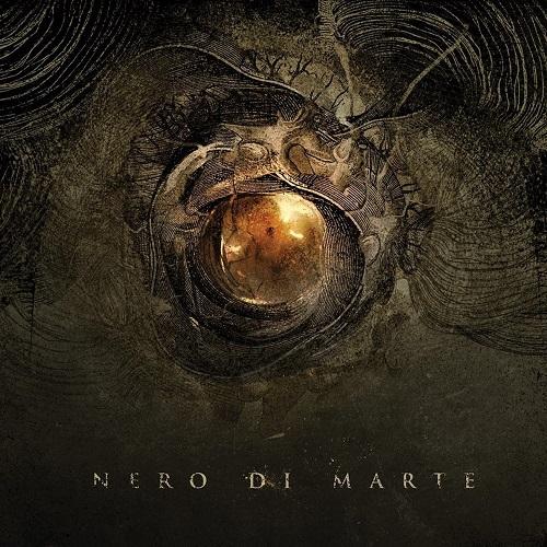 NERO DI MARTE - Nero di Marte cover
