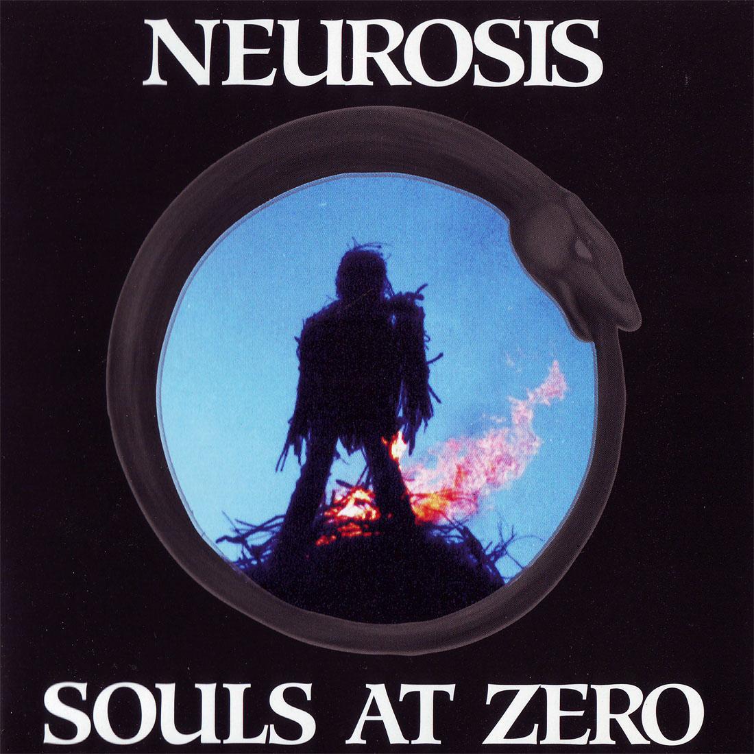 NEUROSIS - Souls at Zero cover