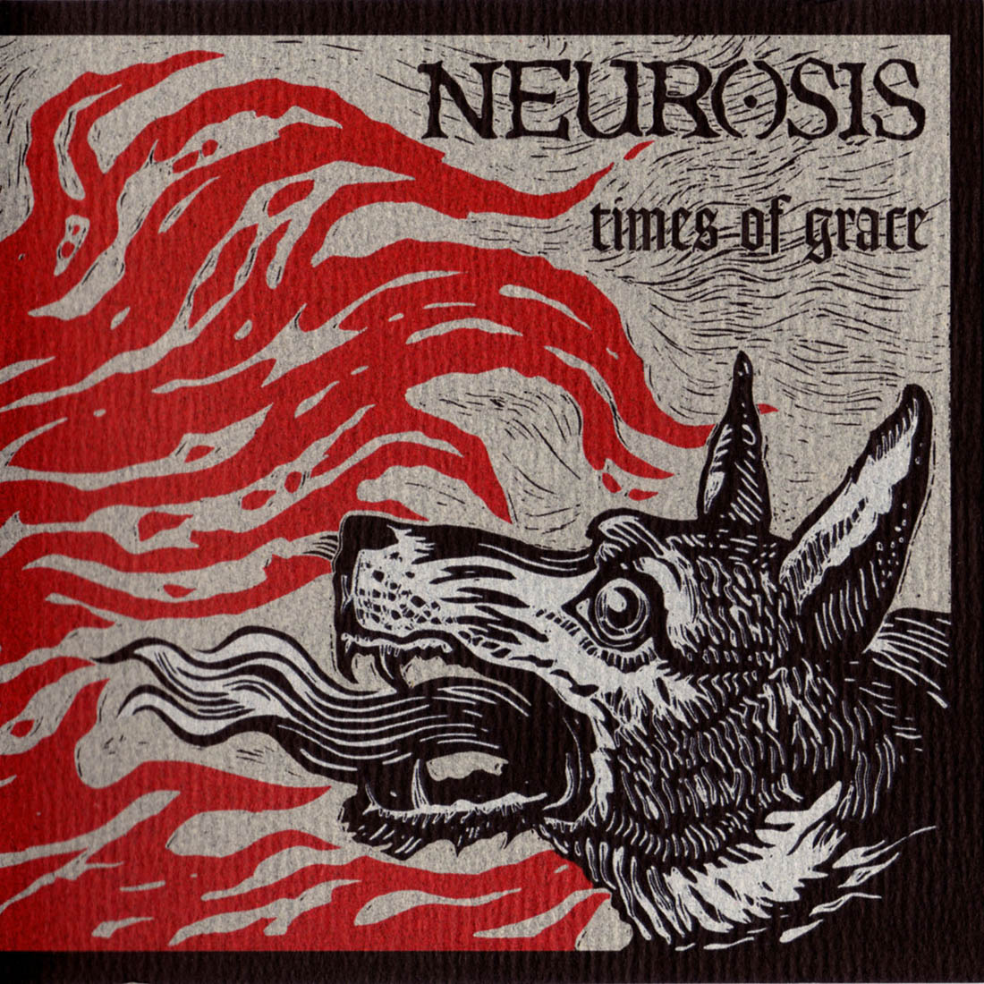 NEUROSIS - Times Of Grace cover