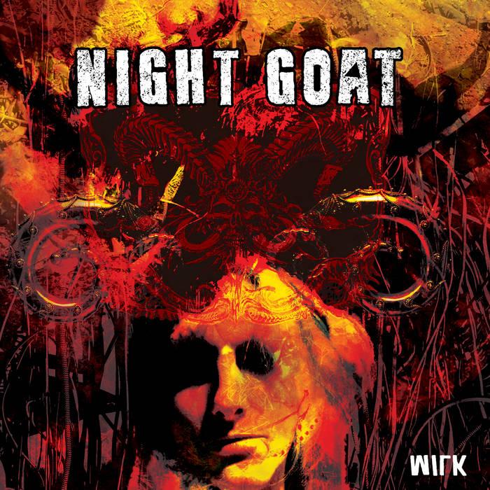 NIGHT GOAT - Milk cover