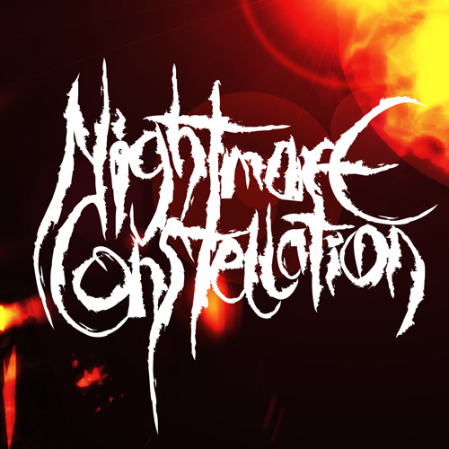NIGHTMARE CONSTELLATION - Deathclock cover