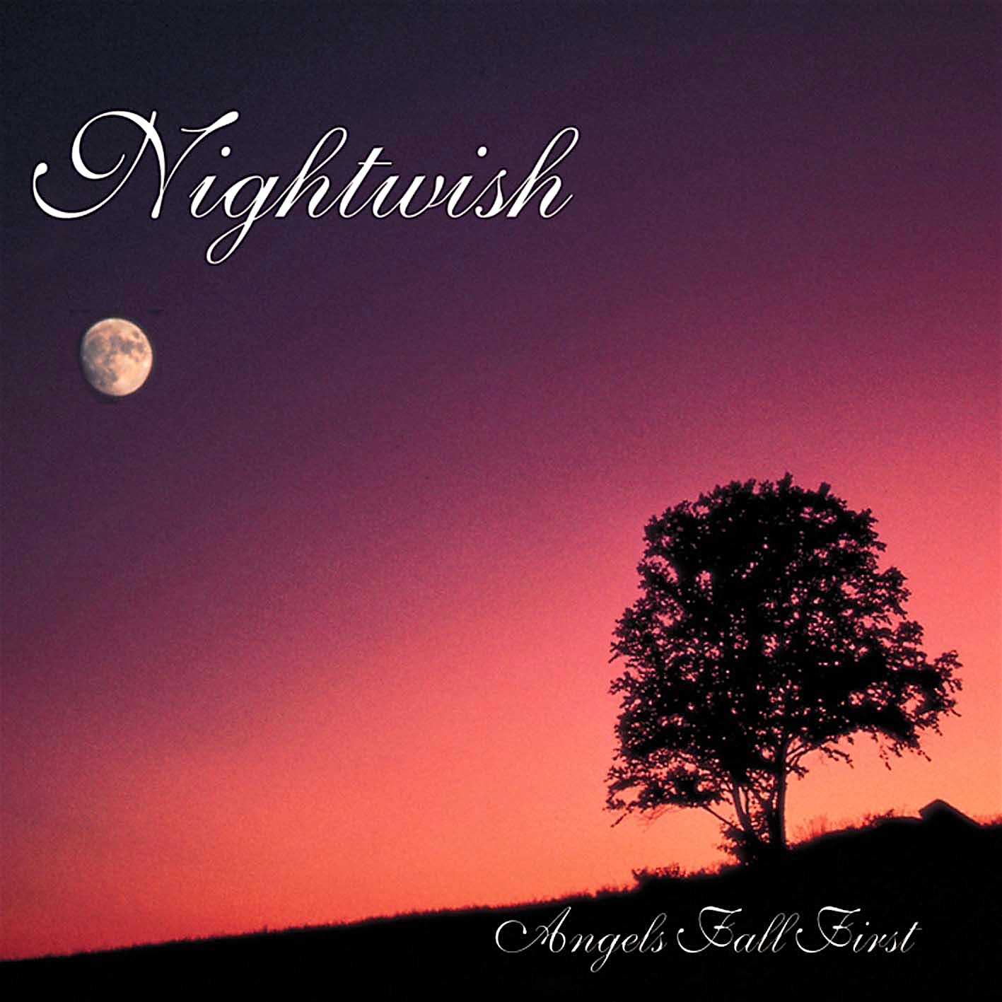 NIGHTWISH - Angels Fall First cover