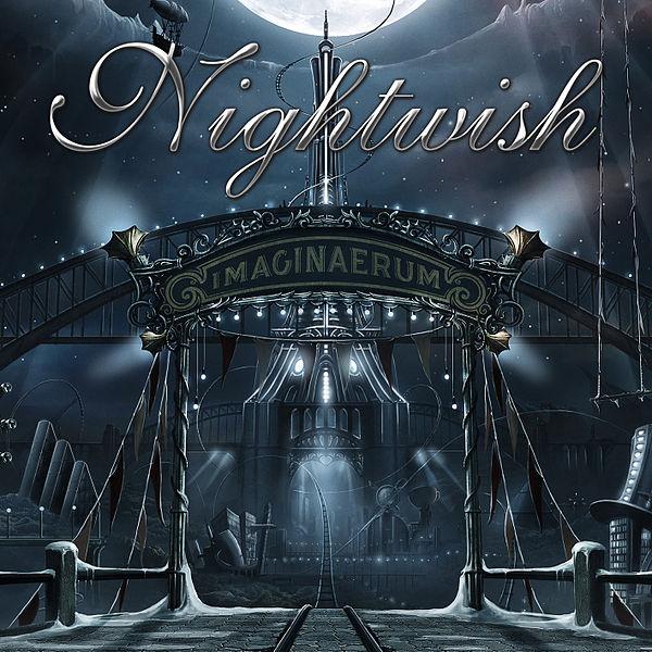 NIGHTWISH - Imaginaerum cover