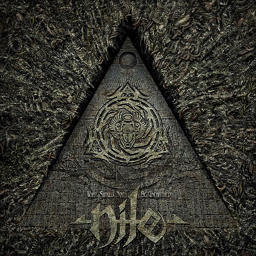 NILE - What Should Not be Unearthed cover