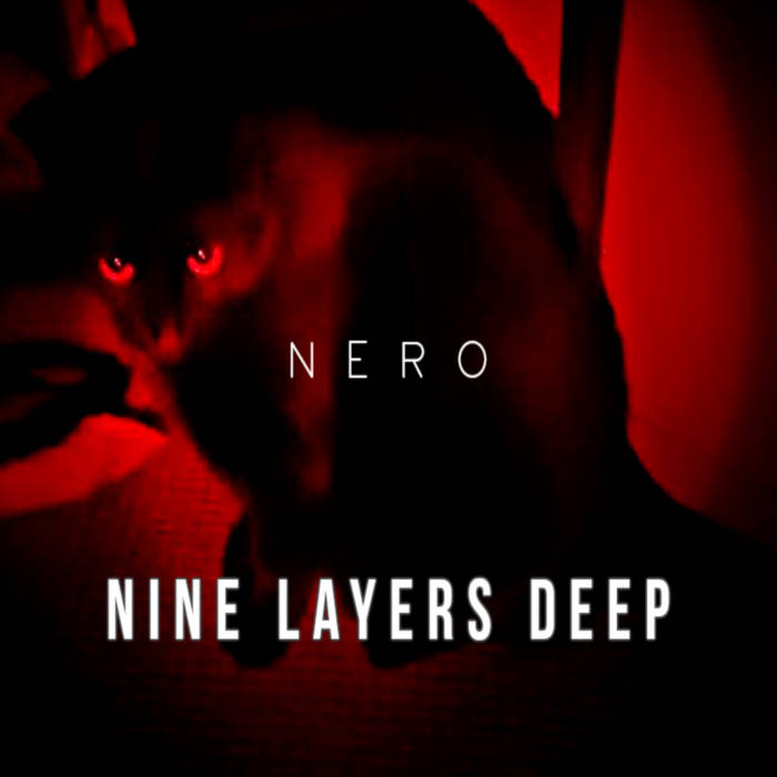 NINE LAYERS DEEP - Nero cover