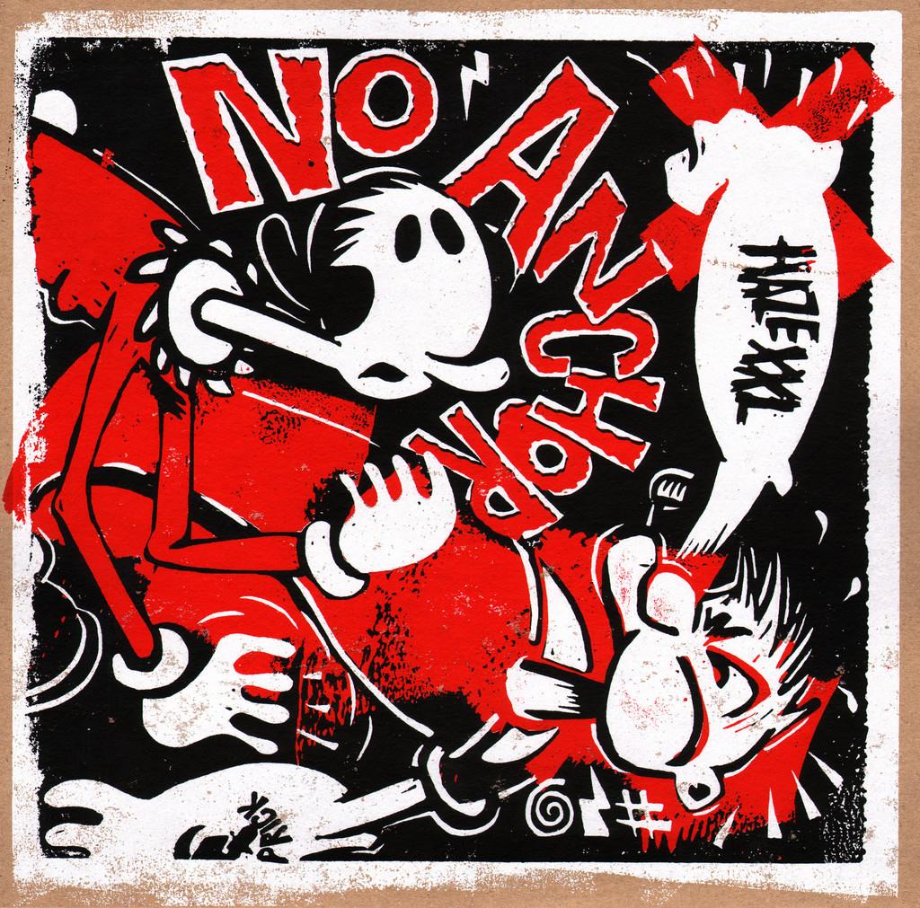 NO ANCHOR - No Anchor With Haze XXL cover