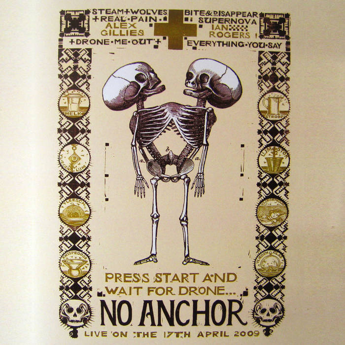 NO ANCHOR - Press Start and Wait for Drone.... cover
